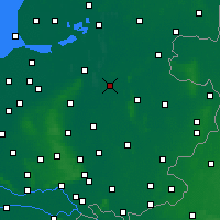 Nearby Forecast Locations - Heino - Mapa