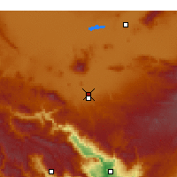 Nearby Forecast Locations - Karaman - Mapa