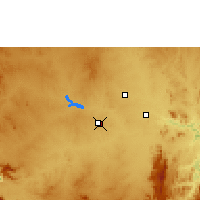 Nearby Forecast Locations - Maisúr - Mapa