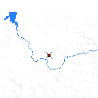 Nearby Forecast Locations - Nagqu - Mapa