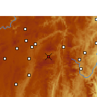 Nearby Forecast Locations - Longli - Mapa