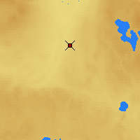 Nearby Forecast Locations - Red Earth - Mapa