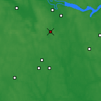 Nearby Forecast Locations - Furmanov - Mapa